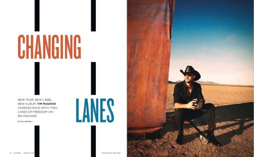 Billboard-130109 changing lanes